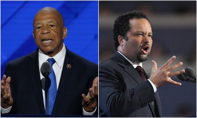 ElijahCummings - Ben Jealous